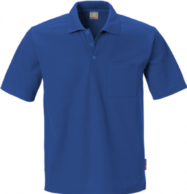 Fristads Kansas Polo Shirt 7392 PM (Royal Blue)